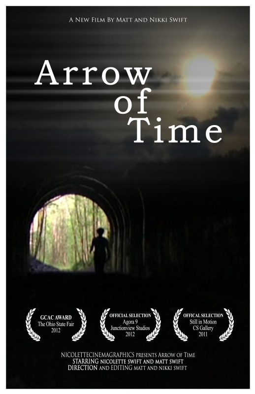 Arrow of Time Poster