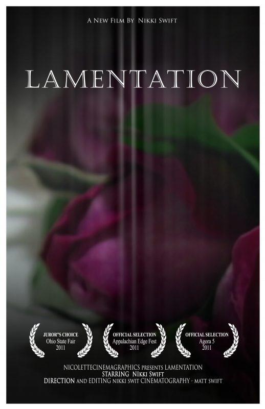 Lamentation Poster